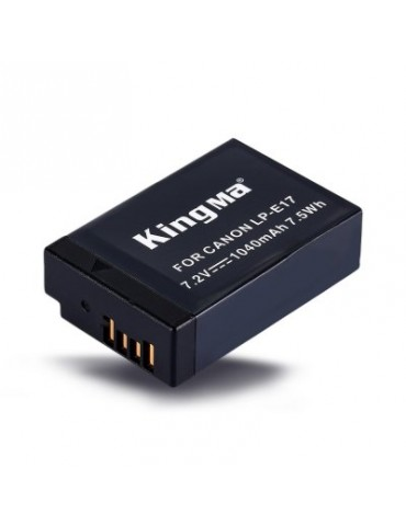 Kingma LP E17 Rechargeable Camera Li-ion Battery for Canon