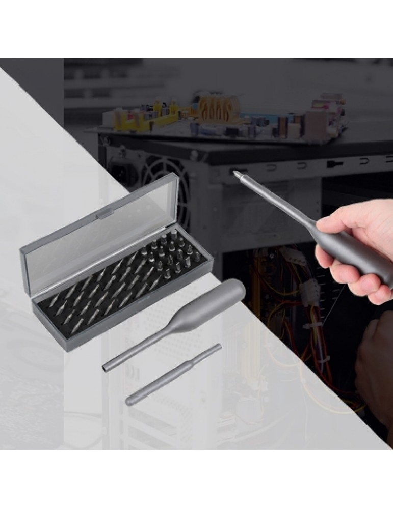 Wowstick Manual Screwdriver Bits Tool Kit for Repairing Phone Toy Laptop