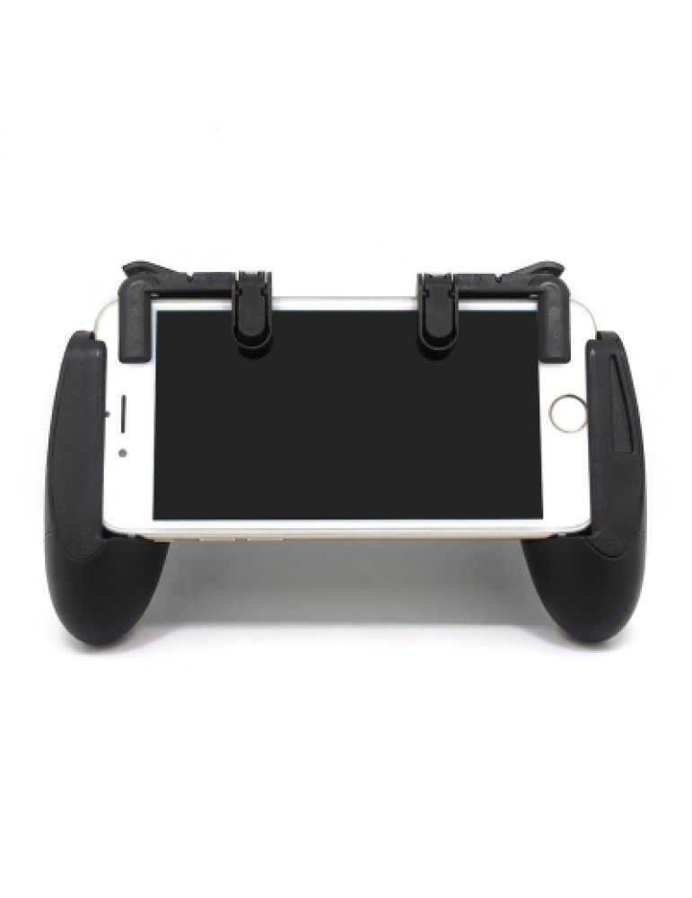 Shooting Trigger with Mobile Game Handle Grip Controller